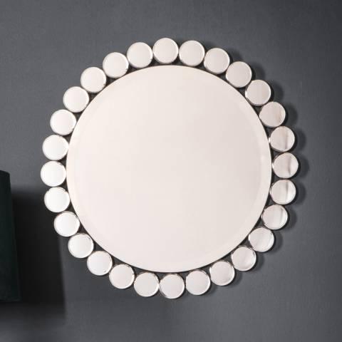 Gallery Linz Round Mirror 50x50cm