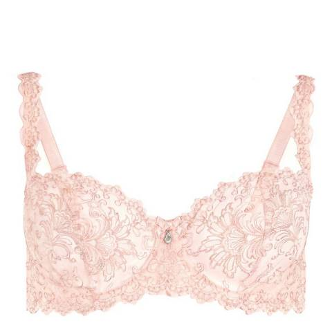 Le Vernis Powder Pink Soft Cup Bra