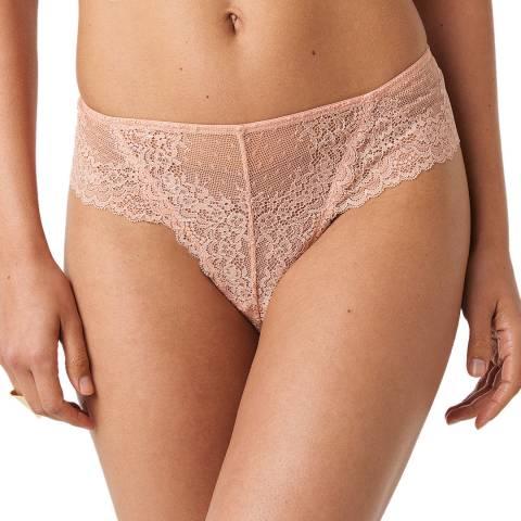NA-KD Pink Floral Lace Panty