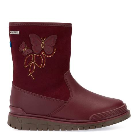 Start-Rite Red Tidal Leather Boots