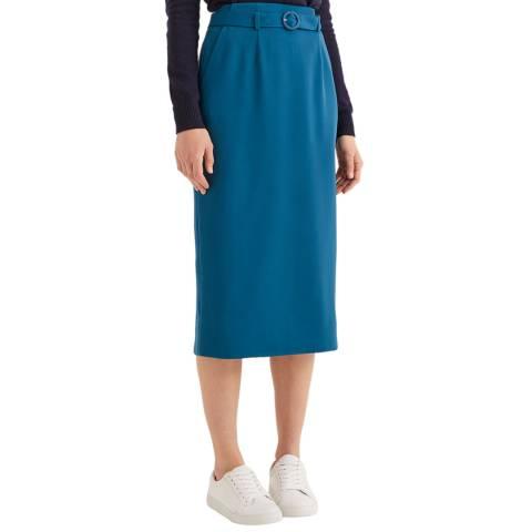Boden Baltic Christina Belted Skirt
