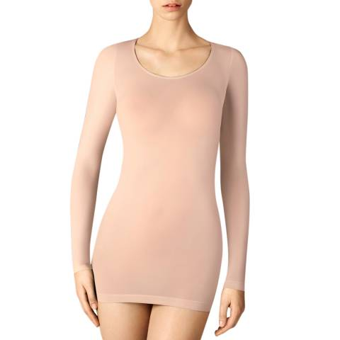 Wolford Rose Tan Buenos Aires Pullover