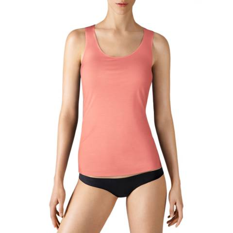Wolford Light Salmon Pure Top