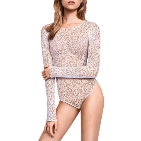 Wolford White Lee String Body