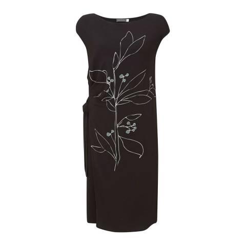 Mint Velvet Marie Print Midi Dress