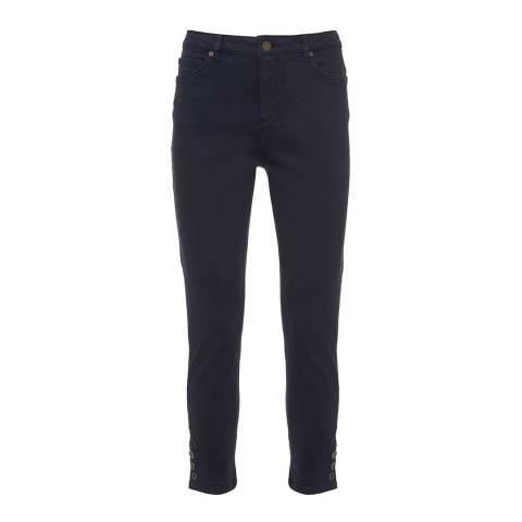 Mint Velvet Maui Button Hem Skinny Jean