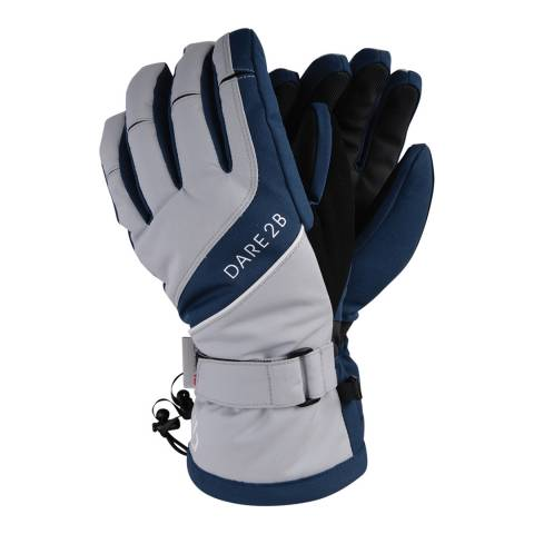 Dare2B Blue/Grey Merit Gloves