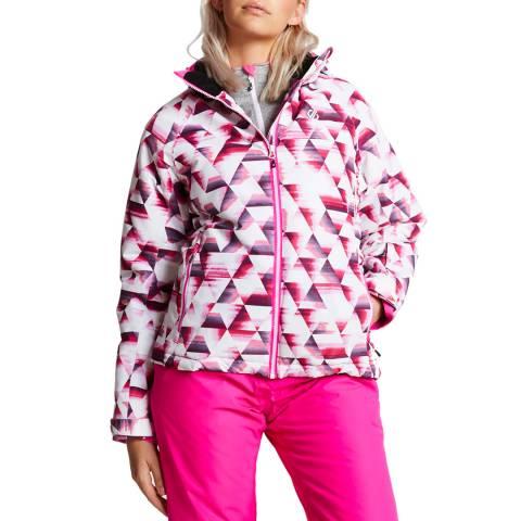 Dare2B Cyber Pink Encompass Jacket