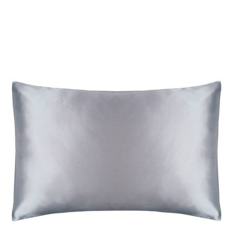 Cocoonzzz Mulberry Silk Pillowcase, Platinum