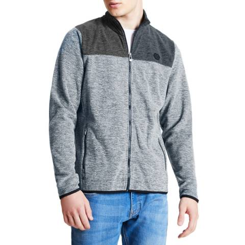 Dare2B Grey Marl Foretold Fleece