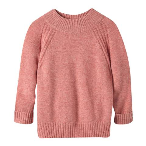 Pure Collection Rose Lofty Cashmere Jumper