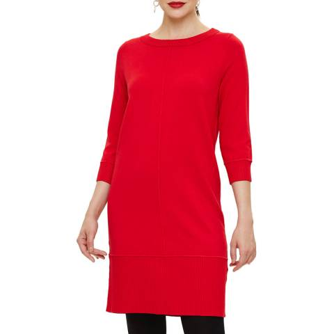 Phase Eight Red Shiloh Dress