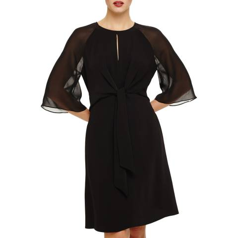 Phase Eight Black Lucia Dress