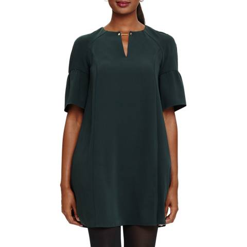 Phase Eight Green Embellished Cara Dress