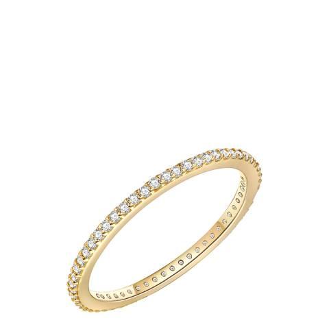 Carat 1934 Gold Crystal Ring