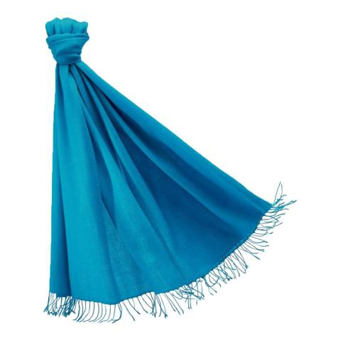 Pure Collection Rich Peacock Pashmina Shawl