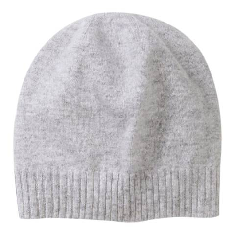Pure Collection Heather Dove Cashmere Hat