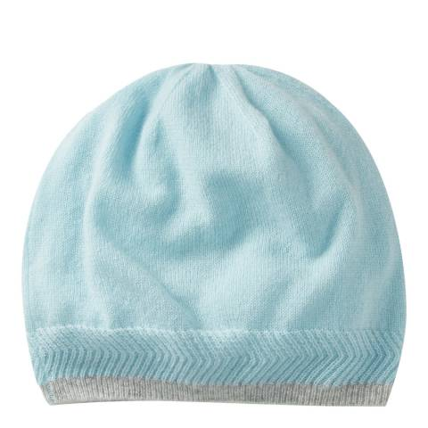 Pure Collection Frosted Opal Cashmere Hat