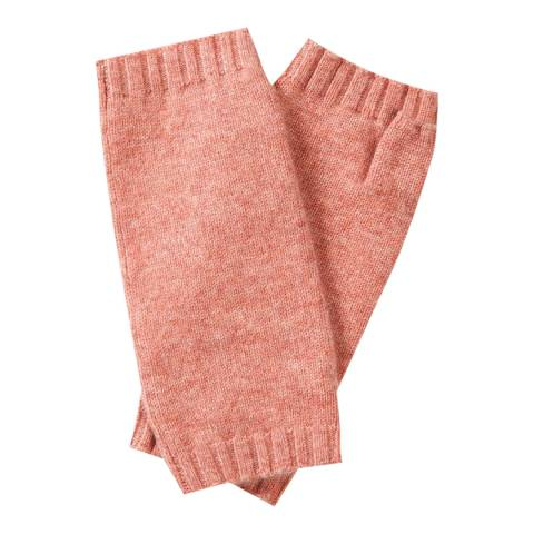 Pure Collection Rose Marl Cashmere Mitt