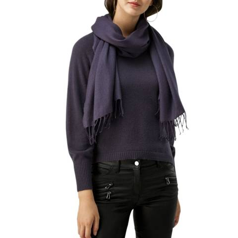Pure Collection Smoke Pashmina Stole