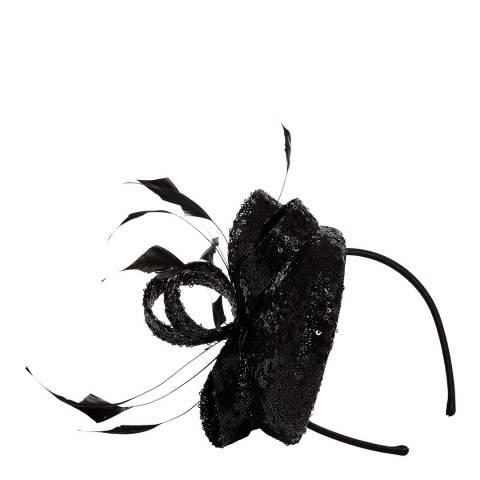 Phase Eight Shae Fascinator Black