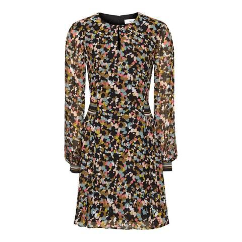Reiss Multi Print Martina Dress