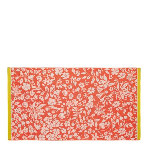 Joules Orchard Ditsy Beach Towel