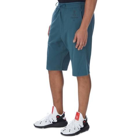 adidas Y-3 Petrol Classic Sweat Short