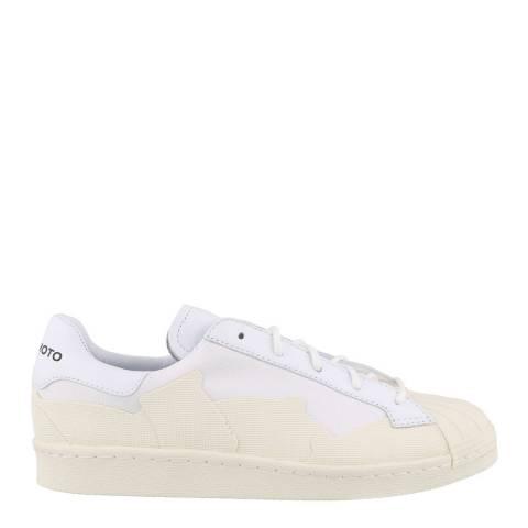 adidas Y-3 White Y-3 Super Takusan Sneakers