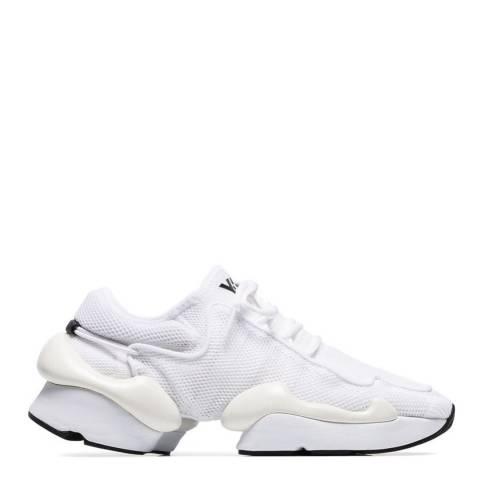 adidas Y-3 White Y-3 Ren Sneakers