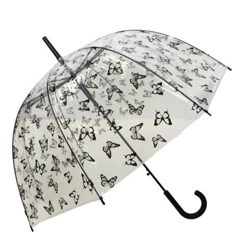 Smati Transparent Butterfly Birdcage Umbrella