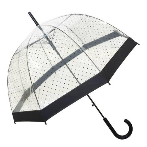 Smati by Susino Transparent Polka Dots Birdcage Umbrella