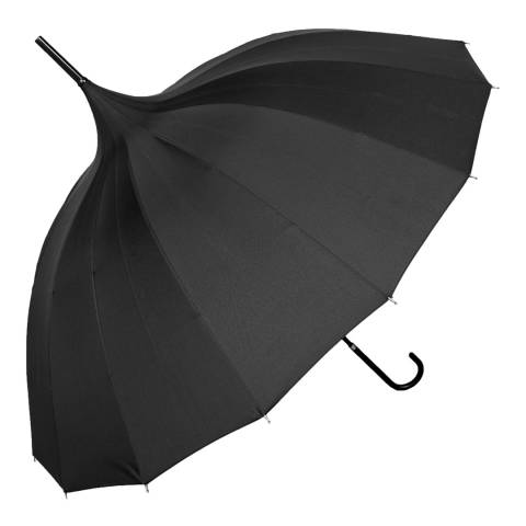 Susino Black Pagoda Umbrella