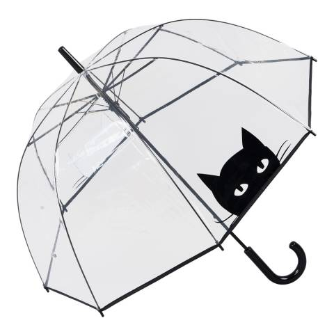 Susino Transparent Cat Birdcage Umbrella