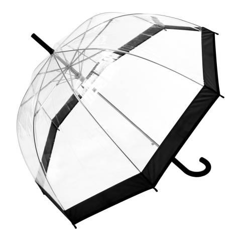 Susino Transparent Border Birdcage Umbrella