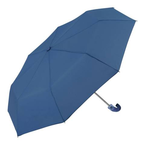 C-Collection Blue UV Protection Folding Umbrella