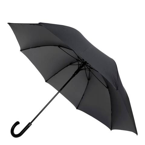 Impliva Black Golf Umbrella