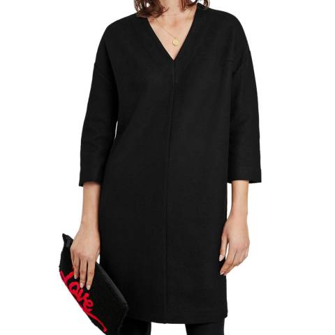 hush Black Curtis Dress