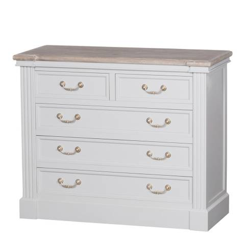 Hill Interiors The Liberty Collection Six Drawer Chest