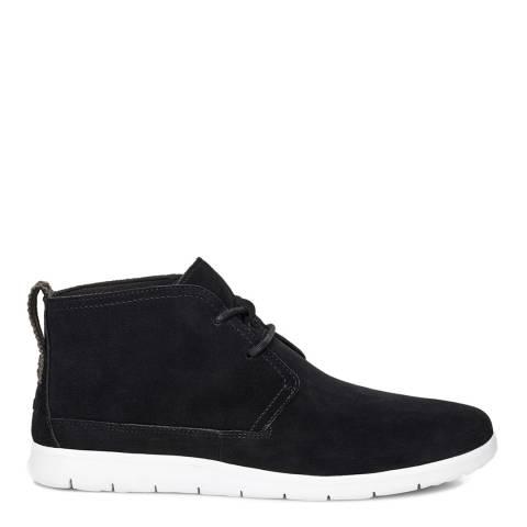 UGG Black Freamon Chukka Shoes