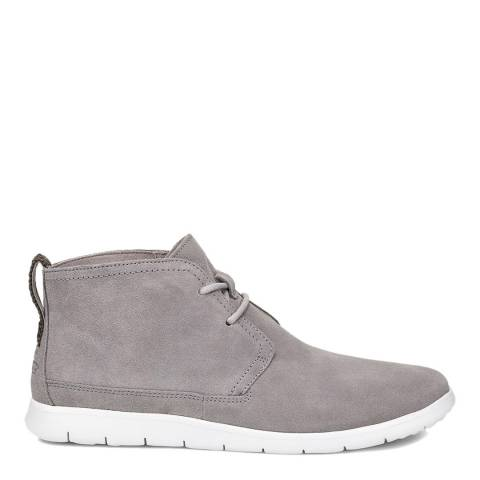 UGG Grey Freamon Chukka Shoes