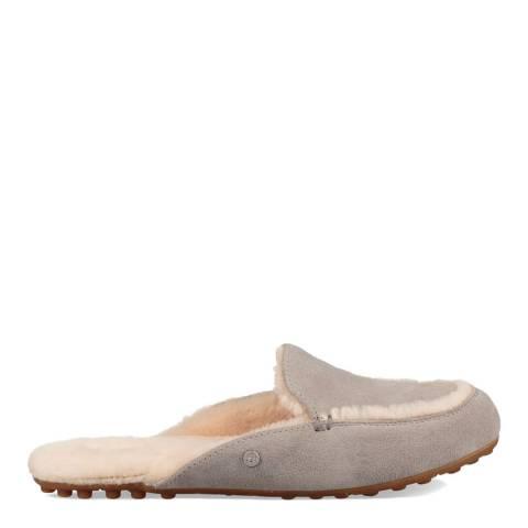 UGG Grey Lane Slip On Loafer
