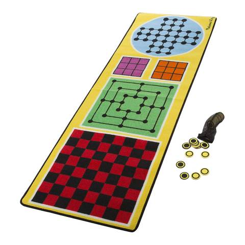 Melissa and Doug Multi 4-In-1 Game Rug