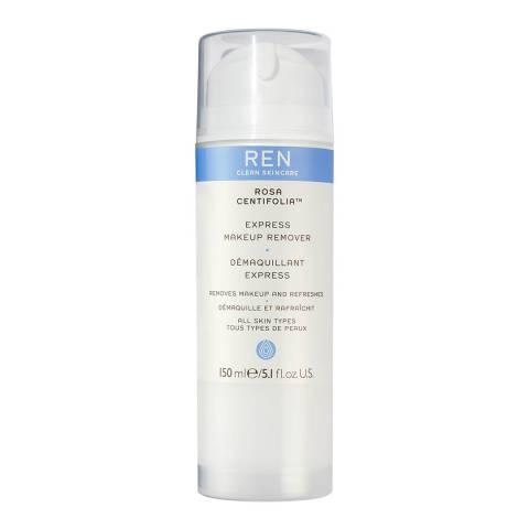 REN Rosa Centifolia Express Make Up Remover 150ml