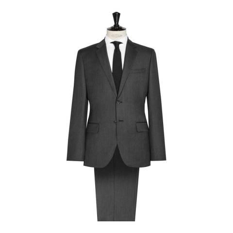 Reiss Grey Henry Wool Modern Suit