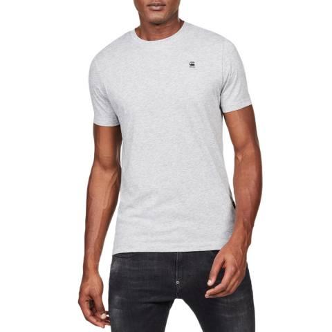 G-Star Grey Heather Slim T-Shirt