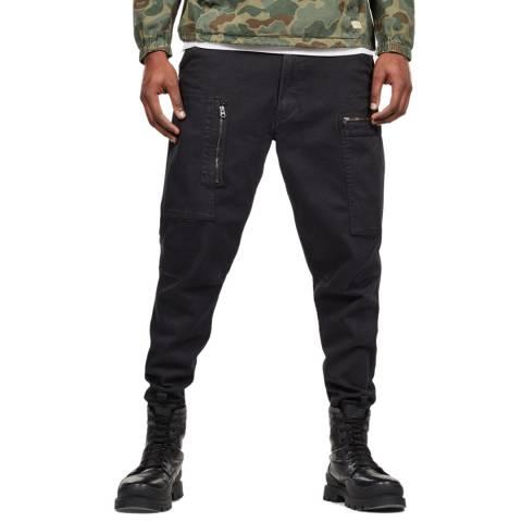 G-Star Black Powel Slim Stretch Trousers