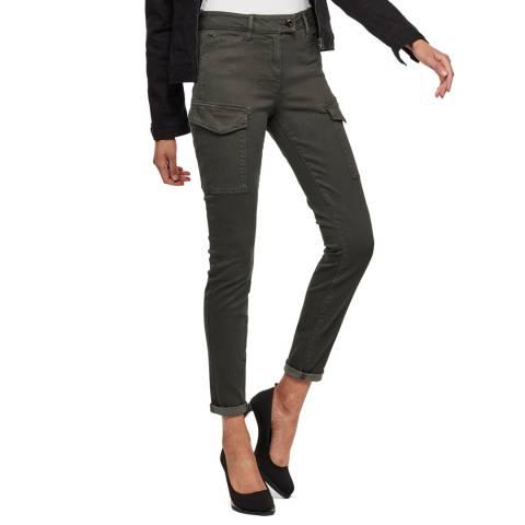 G-Star Khaki Blossite Skinny Stretch Trousers