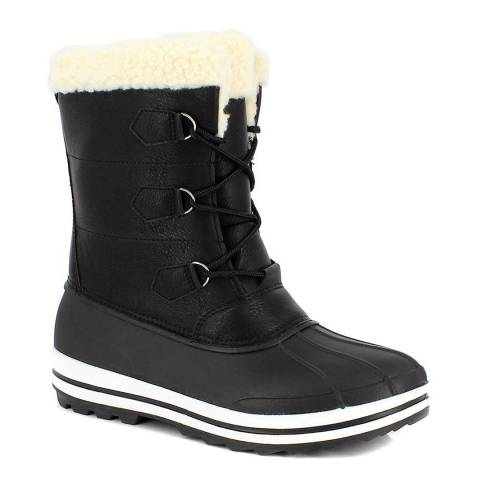 Kimberfeel Noir Matias Snow Boots