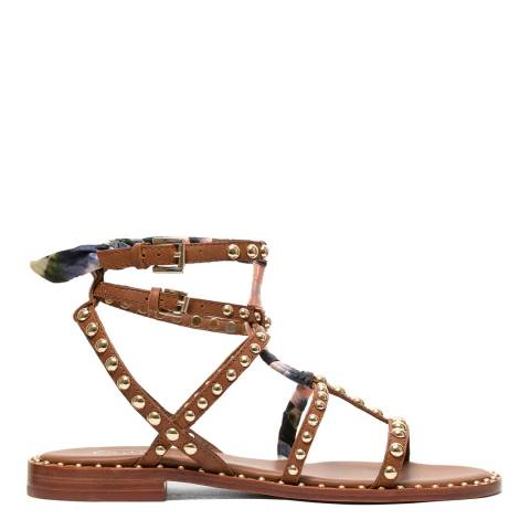 ASH Brown Tie Dye Patchouli Sandal